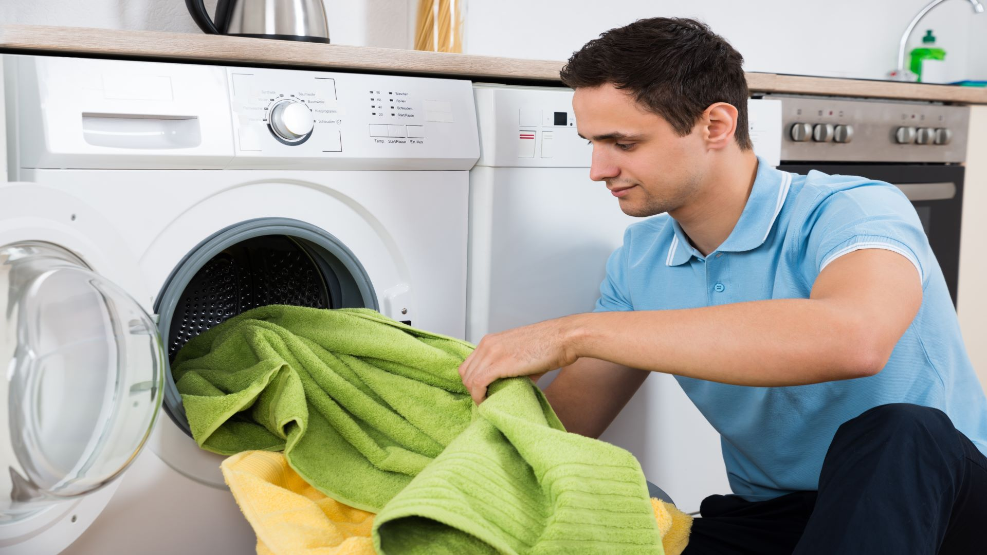 ผ้าสะอาด...ต้องไม่ทำร้ายเครื่อง