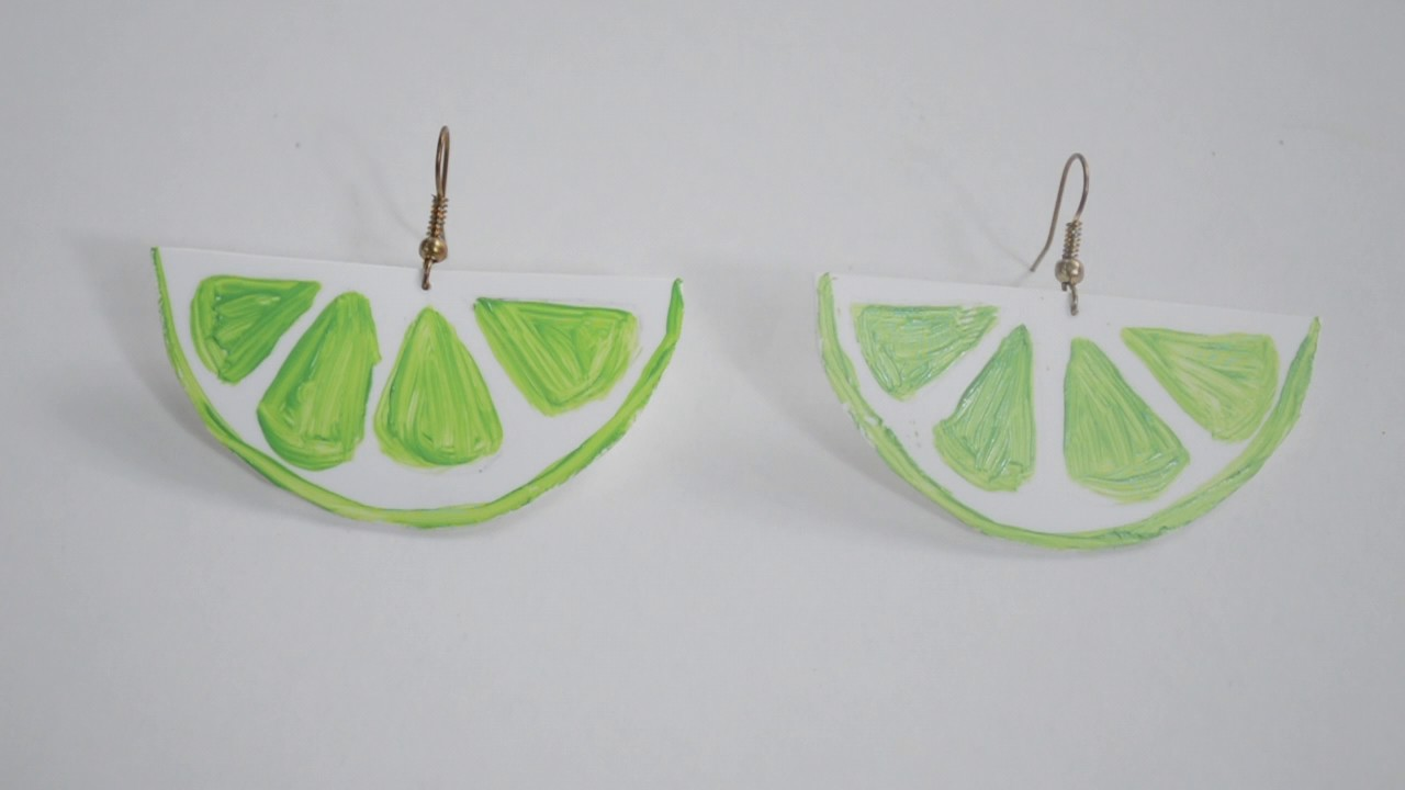 ต่างหู DIY by เปา เอ็ม.วอช ลิควิด